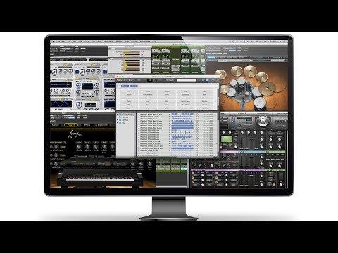 Avid Pro Tools 12.8.2 - AES 2017
