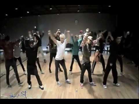 Bigbang-FANTASTIC BABY Dance practice mirrored.mpg