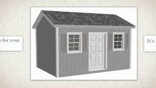 Chicken Coop, 10 X 14 X 8 Chicken Coop Plan