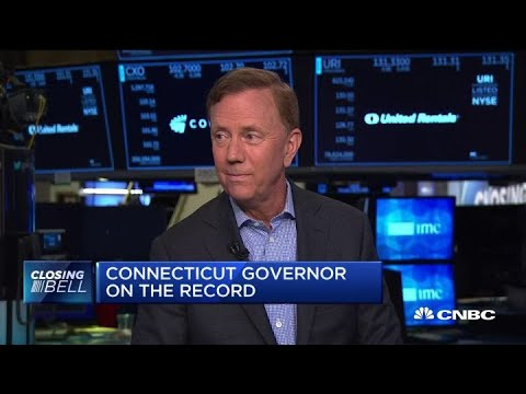 The Vinnie Penn Project - Lamont Got His Grades On CNBC's 'Closing Bell'