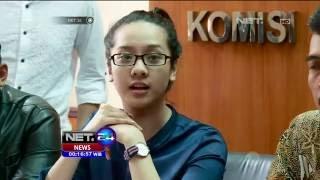 Anya Geraldine Penuhi Panggilan KPAI - NET24