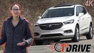 2019 Buick Enclave Avenir Review & Test Drive