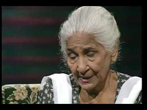 Bhooli Hoi Hun Dastaan - Hosted by Dr. Fouzia - Khurshid Begum
