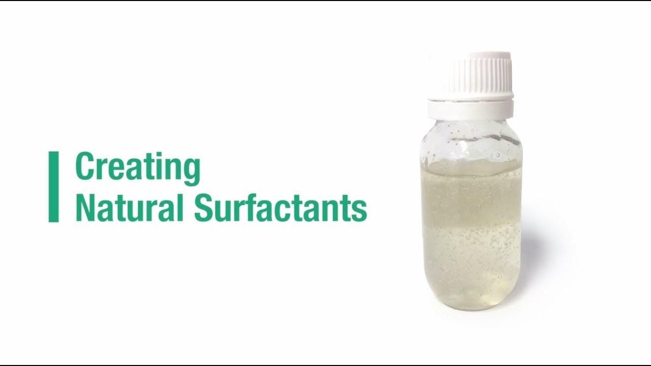 Easy Natural Surfactant formula