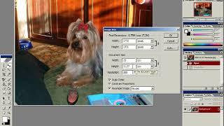 Видео уроки Фотошоп Adobe Photoshop Игорь Ульман Urok 16 Простейшая рамка для фотографии