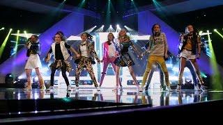 Finalisten 2015 - Living Our Dream | 1e halve finale | Junior Songfestival liveshows 2015