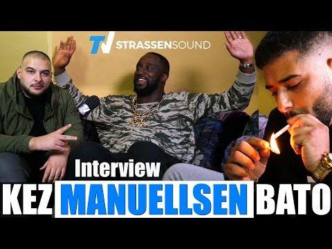 MANUELLSEN, KEZ & BATO Interview: Der Löwe Tour, Twin, Xenia Fatale, Fler, Album, Farid, Cafe Full