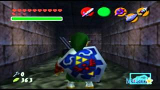 Legend of Zelda: Ocarina of Time Walkthrough - Shadow Temple - Part 3