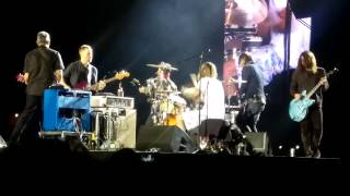 Foo Fighters - Let There Be Rock AC/DC cover @ Sunderland 25/05/2015