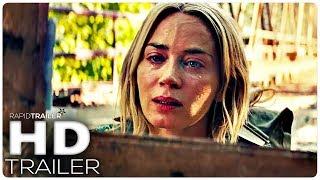 A QUIET PLACE 2 Super Bowl Trailer (2020) Emily Blunt, Horror Movie HD