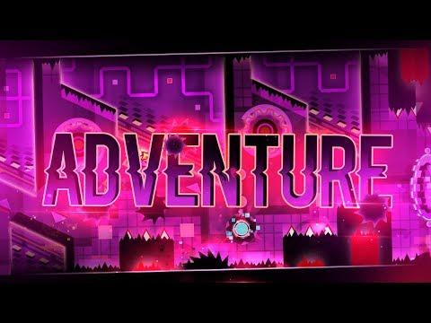 """Adventure"" (Insane Demon) by Shocksidian   Geometry Dash 2.11"