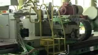 Жаңғырту вальцешлифовального станоктың ХШ5-20н17