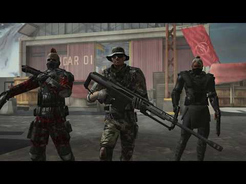 IMP-S Gameplay In Team Battle /LVL106/ - Modern Combat 5.