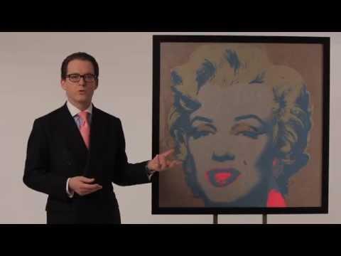 Andy Warhol – Prints of Marilyn Monroe