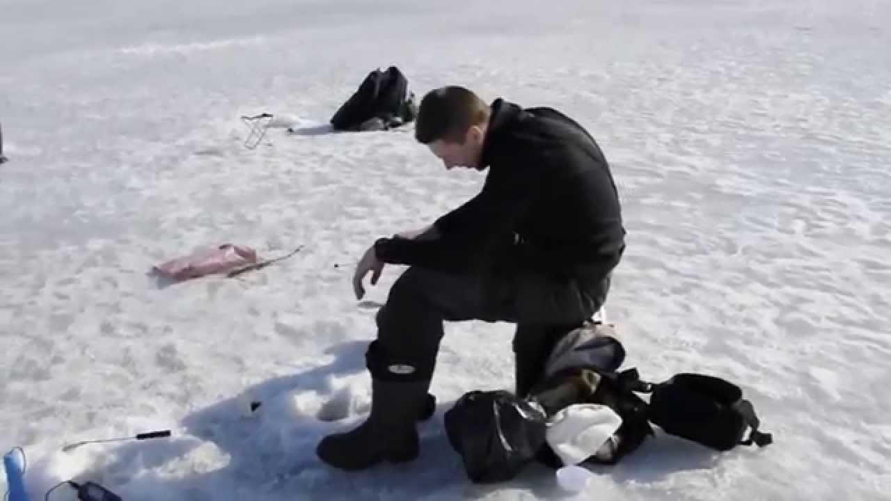 Рыбалка на Плещеевых озерах