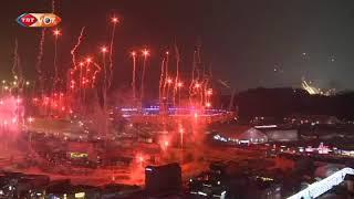 Inauguran los Juegos Olímpicos de Invierno 2018