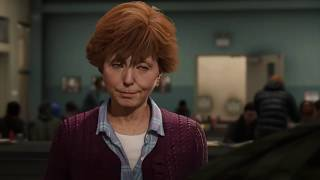 Aunt May Hints About The Real Identity Of Peter Parker - Spider Man Ps4