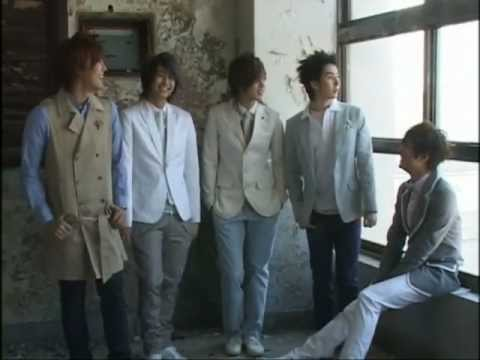 [DVD] SS501 Photoshoot for
