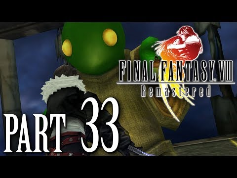 Let's Play Final Fantasy VIII Remastered #33 - The Centra Tonberry Massacre