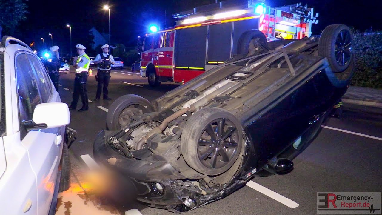 Verkehrsunfall Düsseldorf