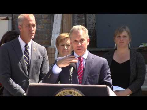 A.G. Schneiderman Announces $4M Pilot Program To Transform Vacant Homes Into Affordable Housing