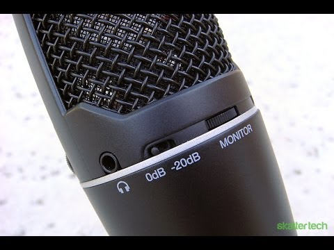 Best USB Microphones - Budget Mics for YouTube - Commentary Audio Equipment