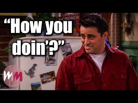 Top 10 Hilarious Friends Running Gags