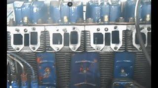ремонт трактора т 40 сборка движка ч 3