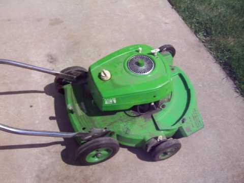 Lawn Boy Lawn Mower