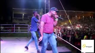 Janisto & CK Calls King Monada On Stage GO LOMA MORULA FESTIVAL 2019