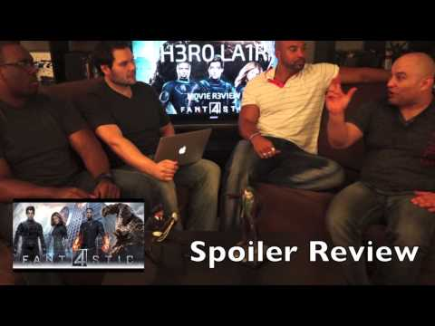 FANTASTIC FOUR (2015) - Spoiler Review