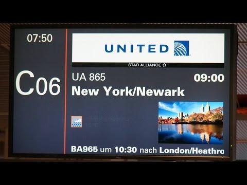 USA 2016; 3 Mai. Teil 1/2: Hamburg nach New York
