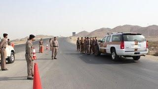 الإيقاع بحارقَي السيارة الفارهة في جدة