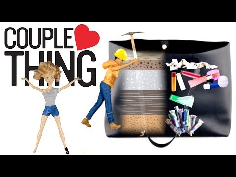 When Bae is Always Losing Things: Whats in My Purse | CoupleThing