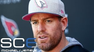 Carson Palmer announces retirement from Arizona Cardinals and NFL | SC6 | ESPN