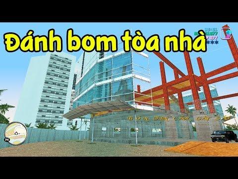 GTA Vice City Việt Hóa #2 - Nhiệm vụ đánh bom tòa nhà | ND Gaming