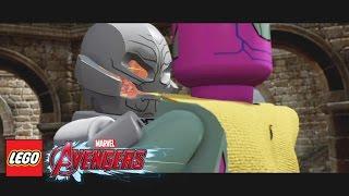 樂高復仇者聯盟 LEGO® MARVEL's Avengers | #12 對決奧創