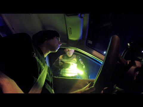 Remember THIS Guy? Cop from DUI Checkpoint Video Encountered Again!