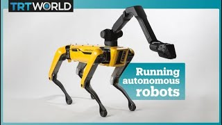 Boston Dynamics robots have learned some new tricks