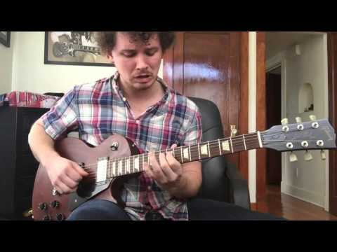 Earphunk - Phine (Paul Provosty Guitar Solo Cover)