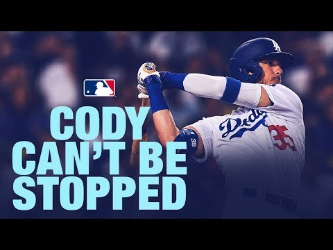 Cody Bellinger can't be stopped!