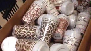 Huge Dumpster Diving Haul from the Craft Store!!!!! WOOOHOOO!!!