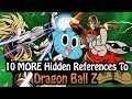 10 MORE References To Dragon Ball Z Hidden In Other Works!