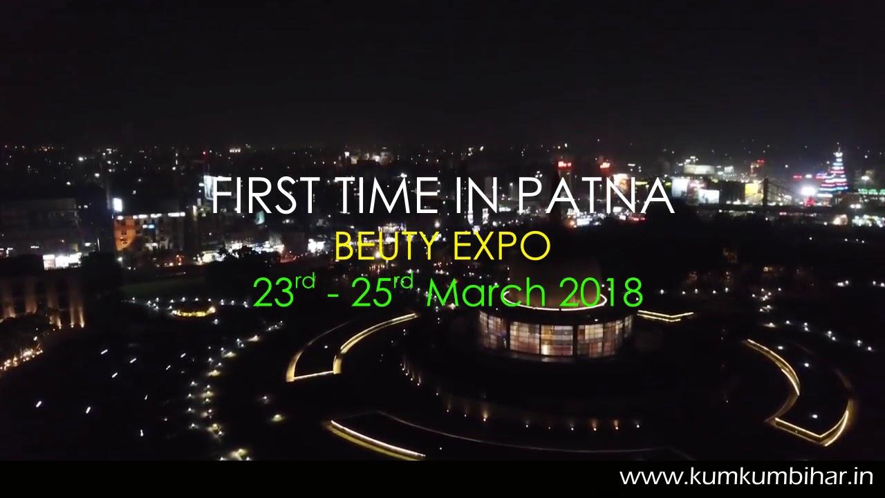 Kumkum - Patna Largest Beauty & Cosmetic exhibition 2018