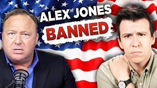 Baixar Why We Need to Talk About The Alex Jones InfoWars Ban, & The Bangladesh Student Protests Explained