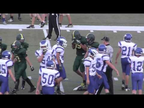 Ryan LaFlamme 8th Grade- 2013 Highlights