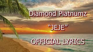 Diamond Platnumz -Jeje Official Lyrics Video
