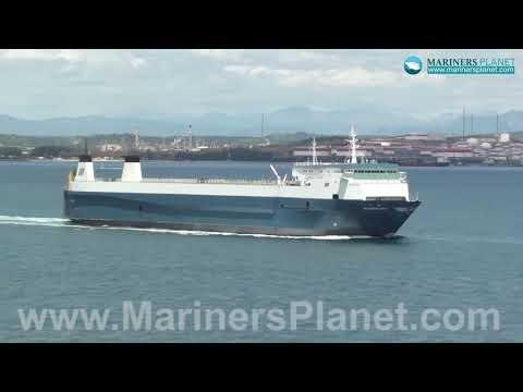 MAESTRO SUN RO-RO CARGO SHIP FOR MERCHANT NAVY