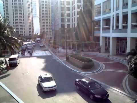 LG Optimus Hub - Sample Video