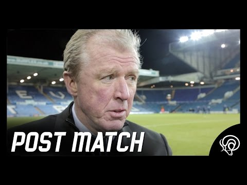 POST MATCH | Steve McClaren Post Leeds United (A)